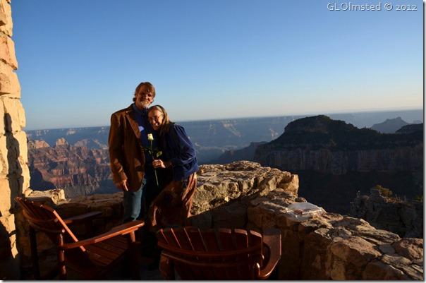 04 Mike & Gaelyn at Grand Lodge NR GRCA NP AZ (1024x678)