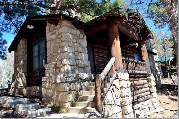north rim cabin reservation