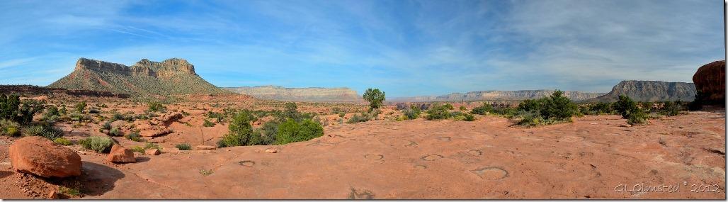 08 View N-SW from camp area Toroweap GRCA NP AZ pano (1024x281)