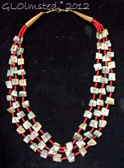 06er 292 23in 3-strand necklace coral, abalone, copper (761x1024)