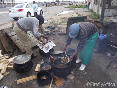 Township cooking