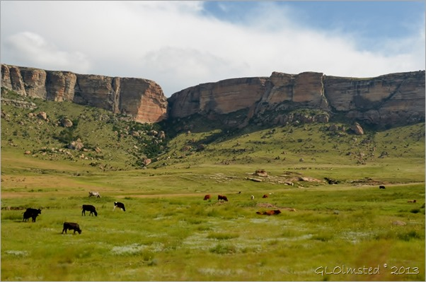Golden Gate Highlands Naional Park South Africa