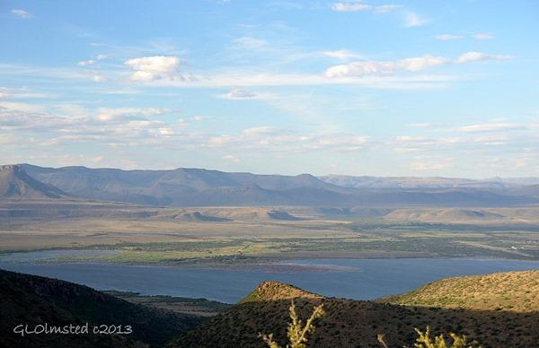 Nqweba Dam Camdeboo National Park Eastern Cape Graaff-Reinet South Africa