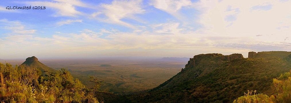 Valley of Desolation Camdeboo National Park Eastern Cape Graaff-Reinet Sout Africa