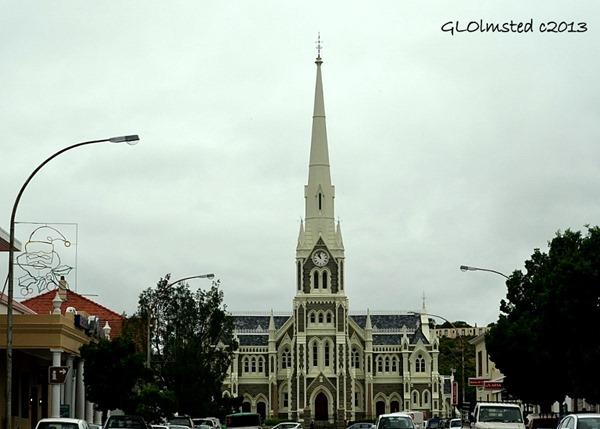 Dutch Reform Church Graaff-Reinet South Africa
