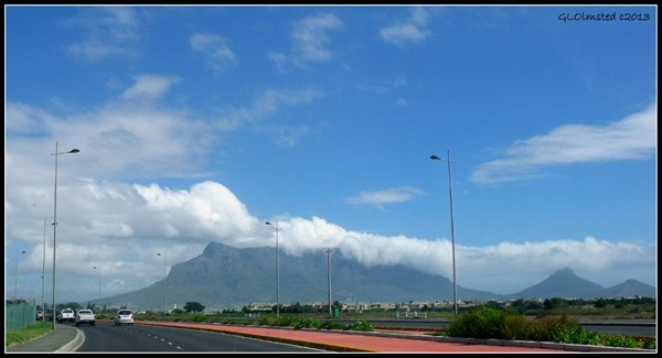 Table Mountain R27 South South Africa