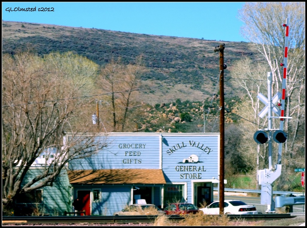 General store iron springs road skull valley arizona
