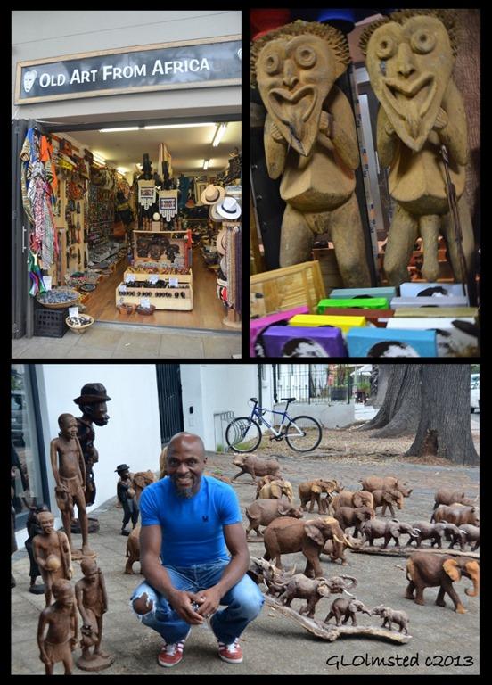 Art in  Stellenbosch South Africa