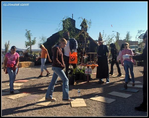 Halloween in Congress Arizona