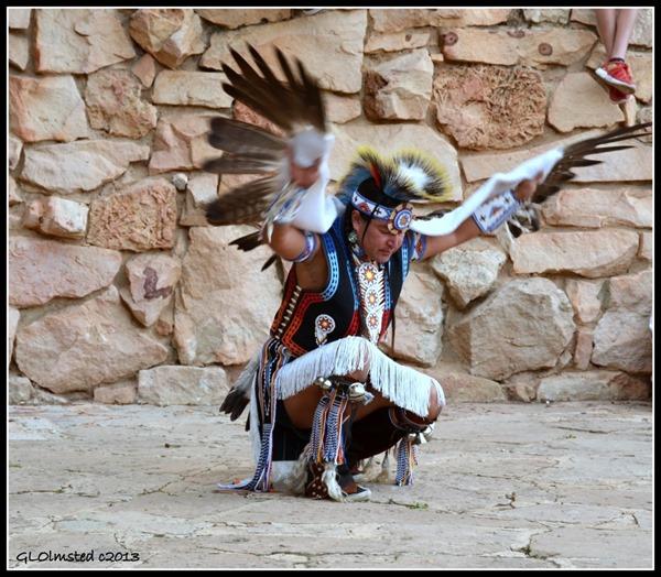 Derrick Suwaima Davis Native American Heritage Days North Rim Grand Canyon National Park Arizona