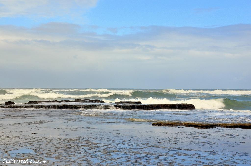 Indian Ocean Wild Coast Sun Port Edward South Africa