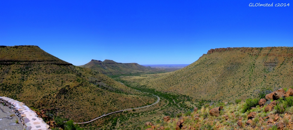 View Karoo National Park South Africa