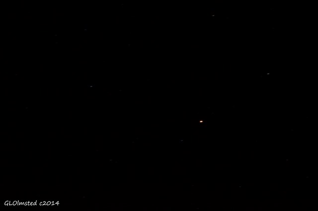 Stars 12:58am Yarnell Arizona