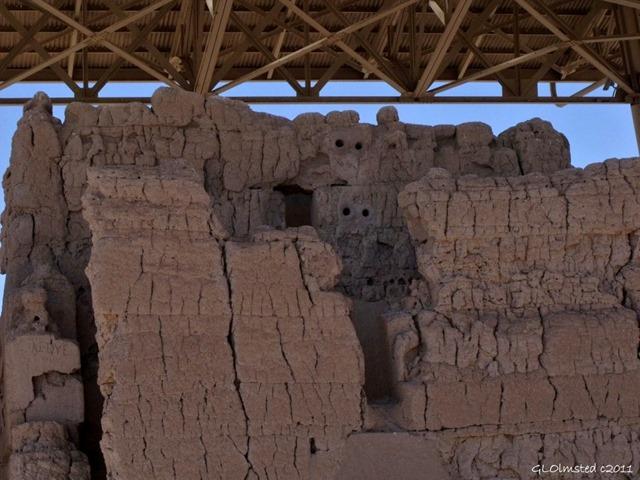 Great House Casa Grande Ruins National Monument Arizona