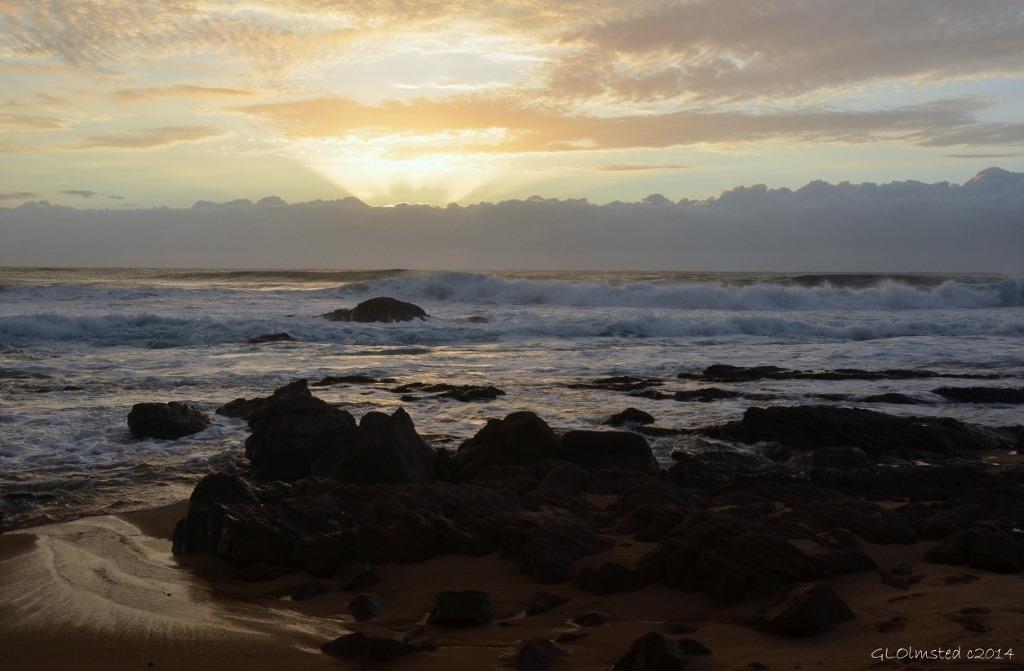 Scottburgh South Africa  city pictures gallery : ... over Indian Ocean Scottburgh Caravan Park Scottburgh South Africa