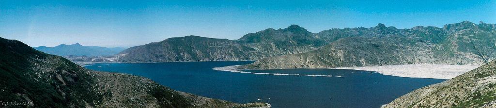 Spirit Lake Mount St Helens National Volcanic Monument Gifford Pinchot National Forest Washington