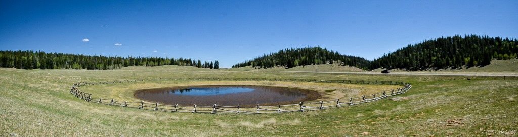 Deer Lake Kaibab National Forest Arizona