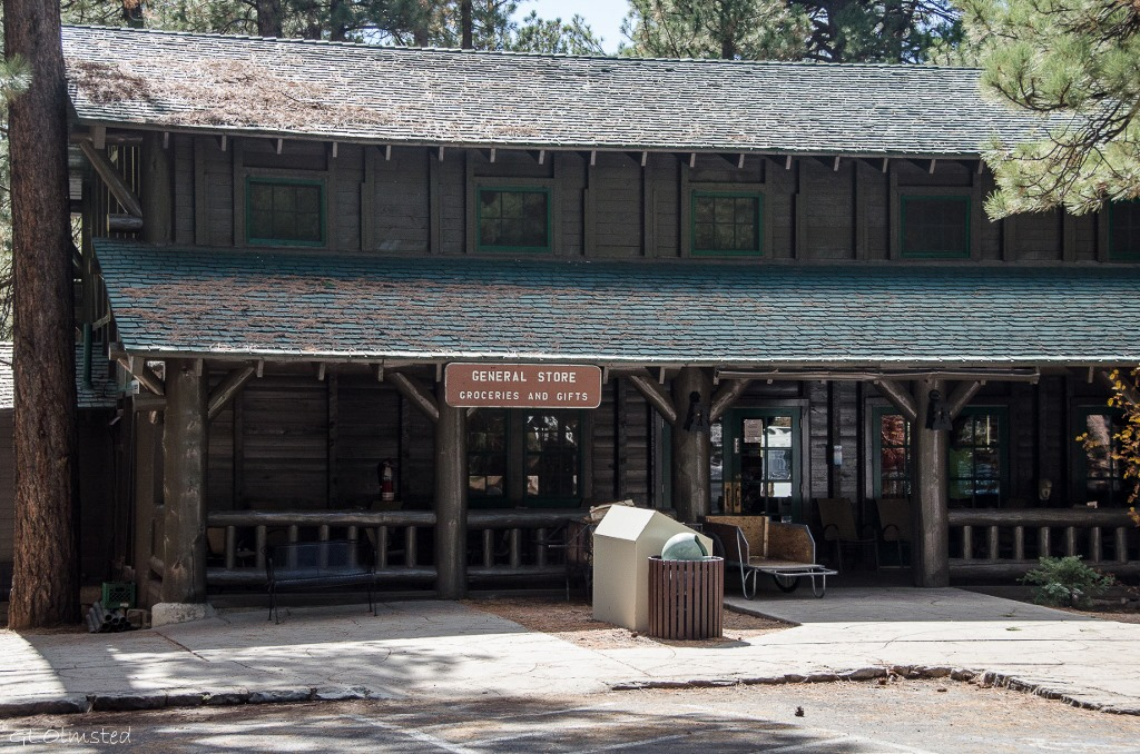 General Store North Rim Grand Canyon National Park Arizona