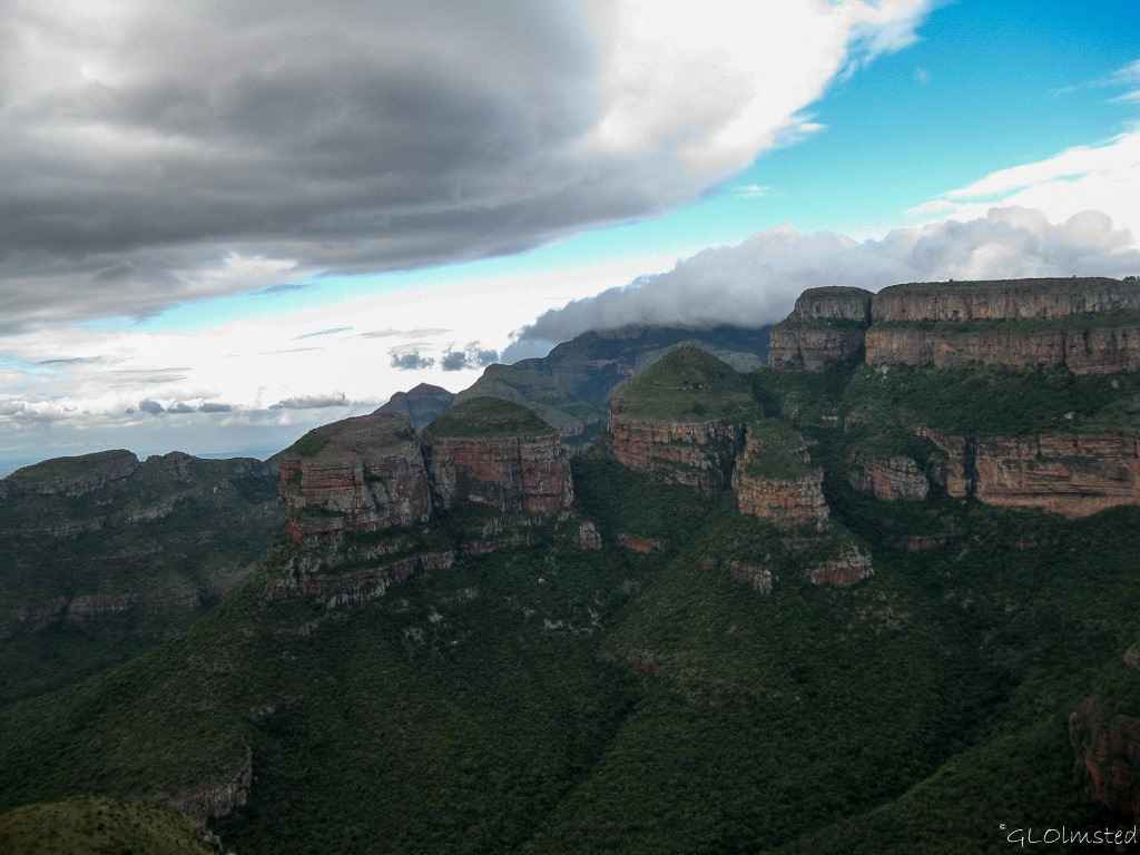 Three Rondavels Mpumalanga South Africa