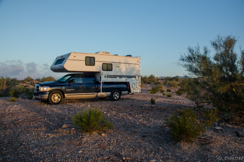 Road Trip For A Cabover Camper Geogypsy