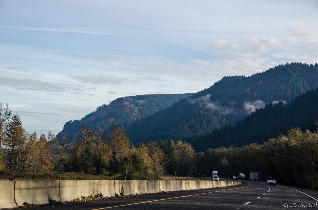 Columbia River Gorge I84 Oregon