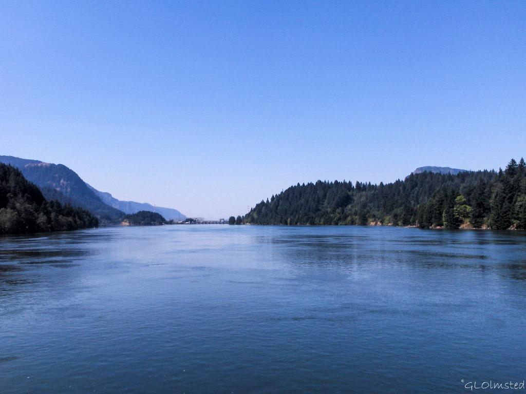 Bonneville Dam Columbia River