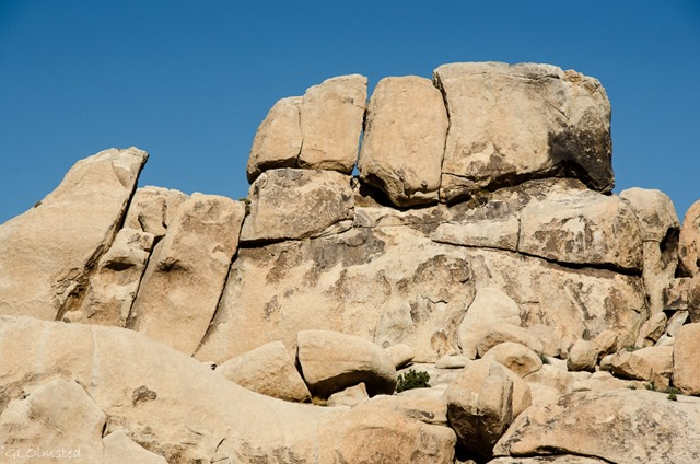 Boulders Hall of Horrors Joshua Tree National Park California