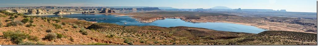 Waheap Marina Lake Powell Glen Canyon National Recreation Area Arizona