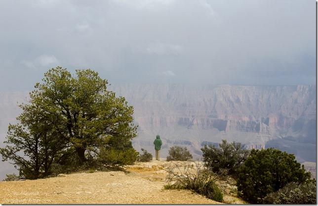Gayle Cape Royal North Rim Grand Canyon National Park Arizona