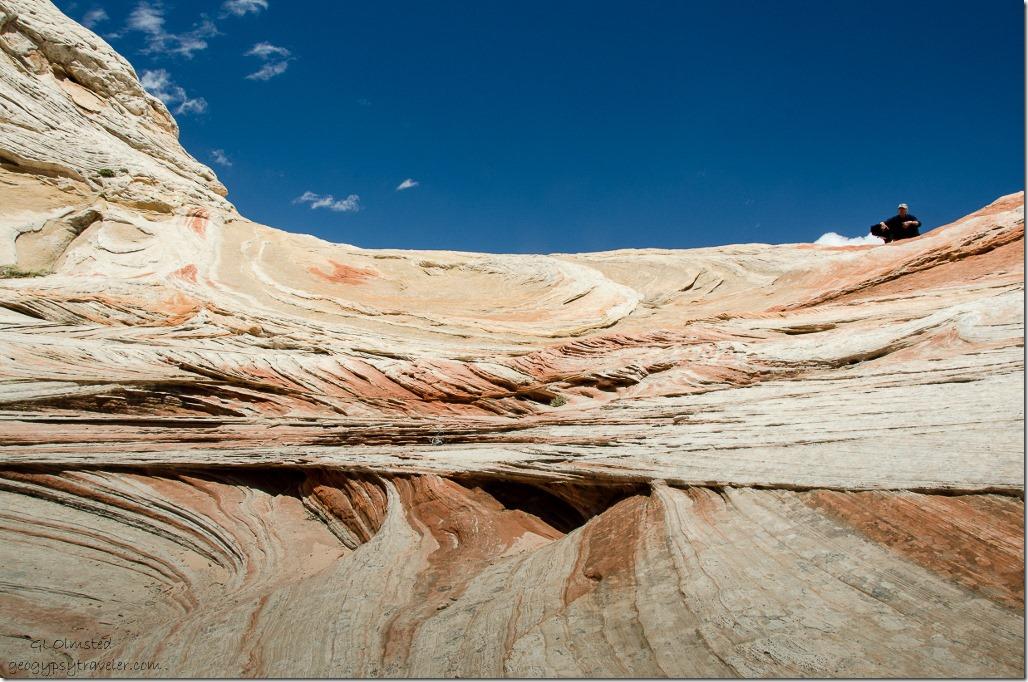 Bill & Sasha White Pocket Vermilion Cliffs National Monument Arizona