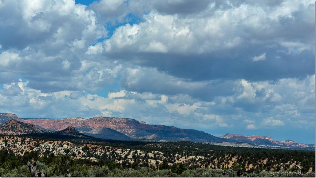Paunsaugunt Plateau Skutumpah Road Grand Staircase-Escalante National Monument Utah