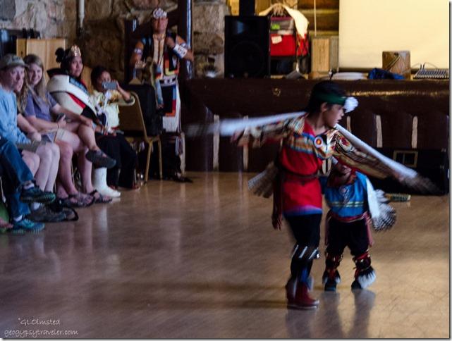 Eagle dance Heritage Days North Rim Grand Canyon National Park Arizona