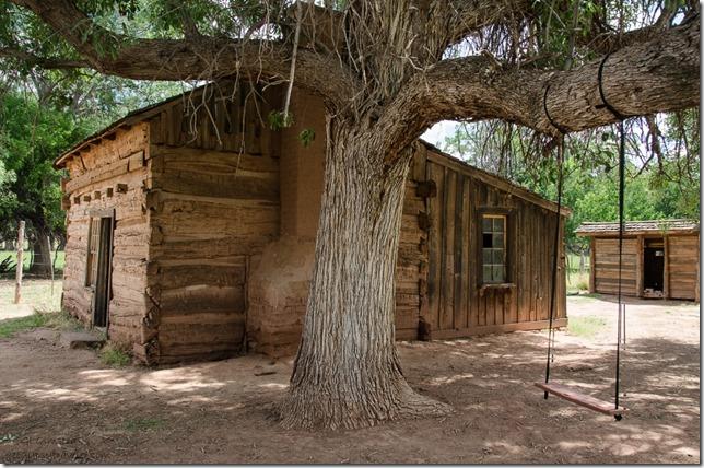 Louisa Russell home historic Grafton Utah