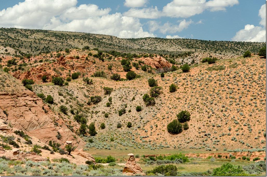 Toadstool Upper Buckskin Gulch Paria Canyon/Vermilion Cliffs Wilderness area Utah