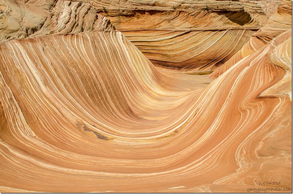 The Wave Coyote Buttes North Paria Canyon-Vermilion Cliffs Wilderness Arizona