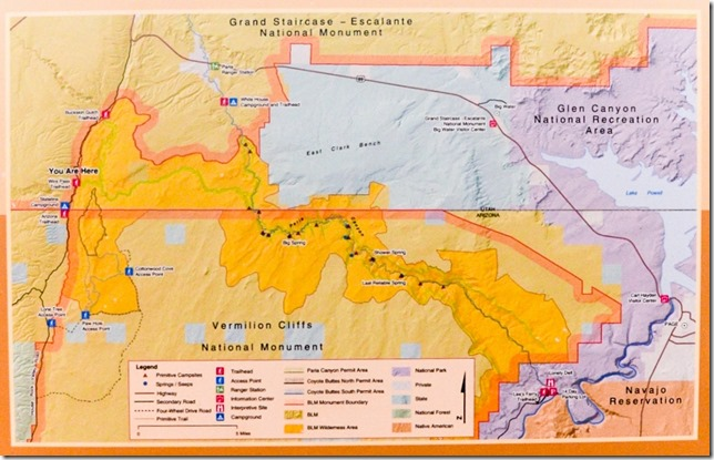 BLM map