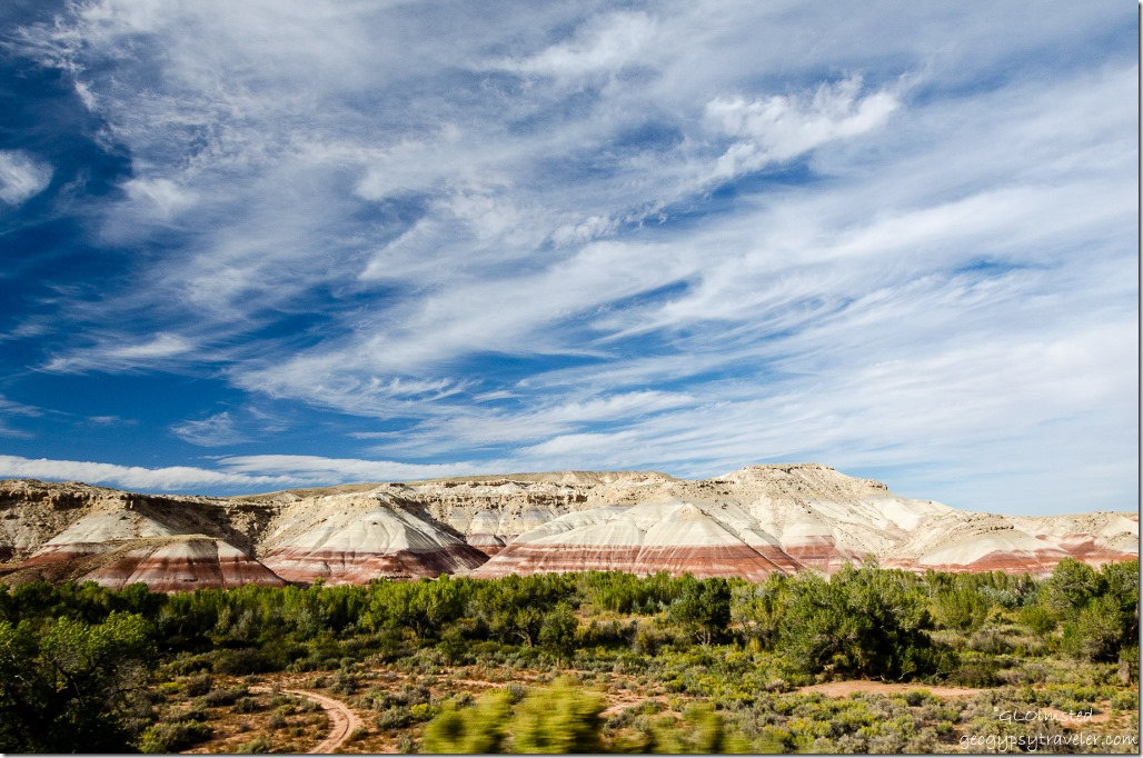 Maybe Red Desert Capitol Reef Country Scenic Byway UT24 Utah