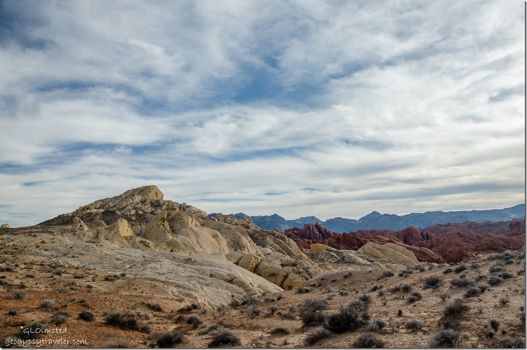 Fire Canyon Road Valley of Fire State Park Nevada
