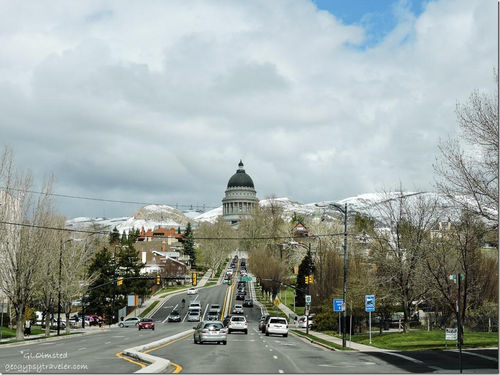 Capital Building Salt Lake City Utah