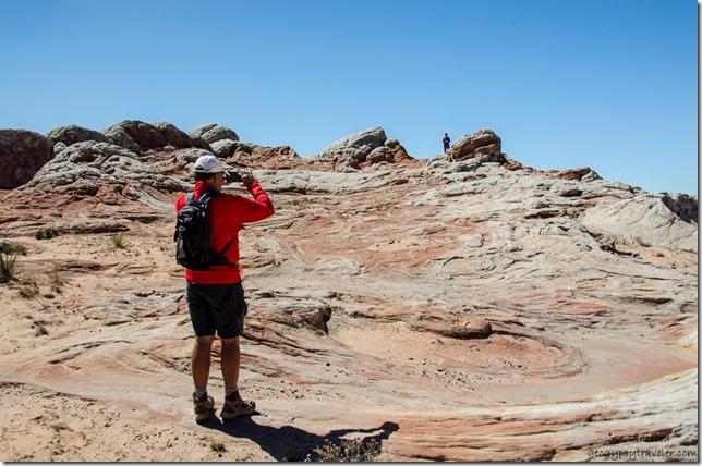 John & Pam White Pocket Vermilion Cliffs National Monument Arizona