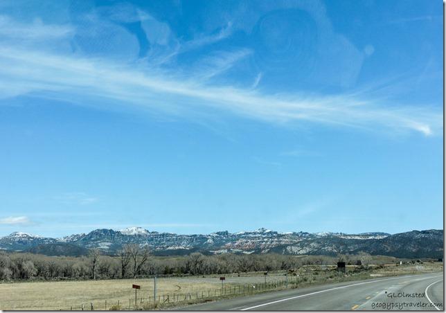 SR89 South Utah