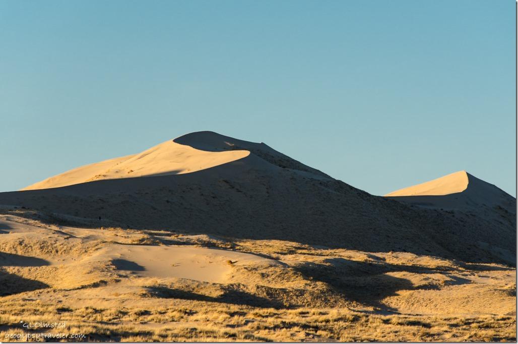 Kelso Dunes Mojave National Preserve California