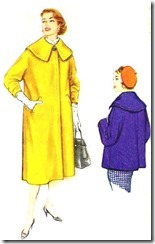 1954 women's fashions