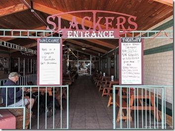 Bill & Sasha Slackers Page Arizona