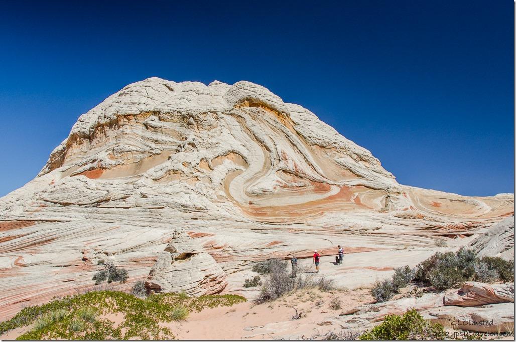 Bill John Sasha Pam White Pocket Vermilion Cliffs National Monument Arizona