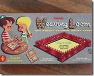 Transogram Weaving Loom 1954