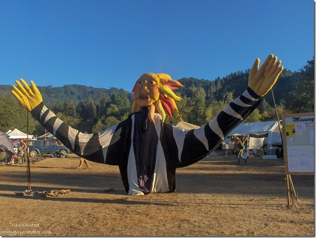 Hope Mountain Barter Faire Takelma Oregon