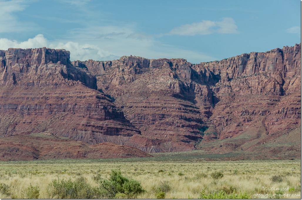 Vermilion Cliffs SR89A House Rock Valley Arizona