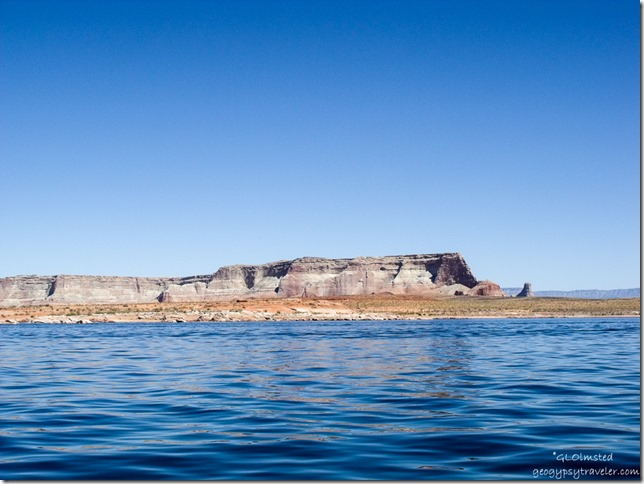 Lake Powell Glen Canyon National Recreation Area Arizona