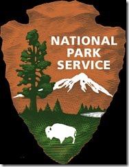 National Park Service arrowhead